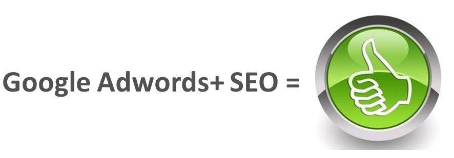 SEO + Adwords = sukces