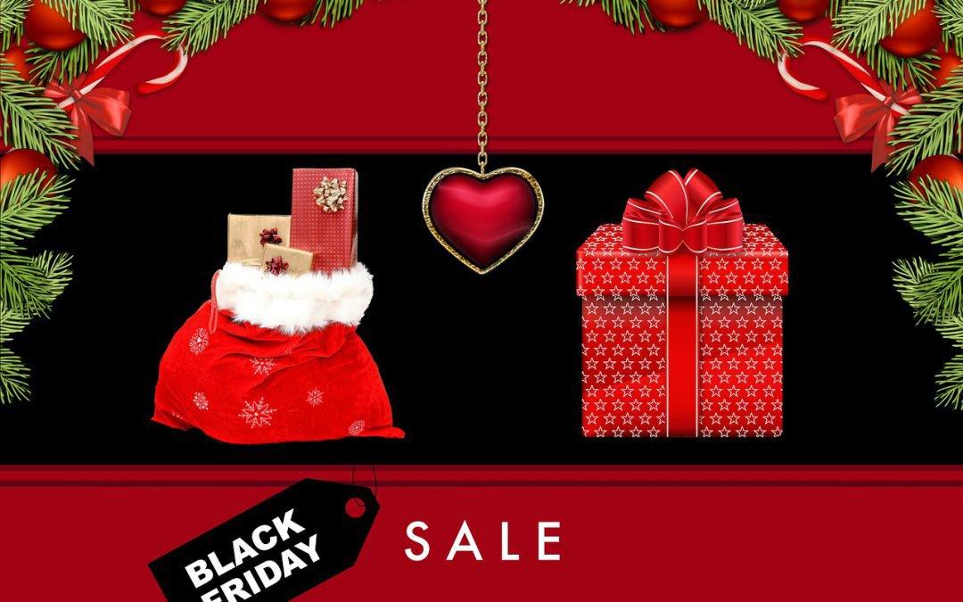 Maksymalizacja sprzedaży w Google na Black Friday, Cyber Monday i w okresie świąteczno-noworocznym